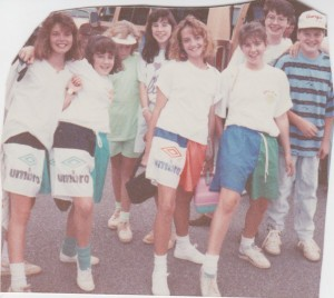 """Youth Group in the 1980s"""